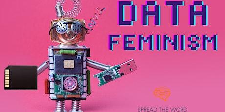 Women in STEM Book Club - Data Feminism tickets