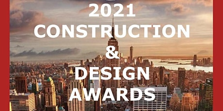 RED New York, Construction and Design Awards Ceremony tickets