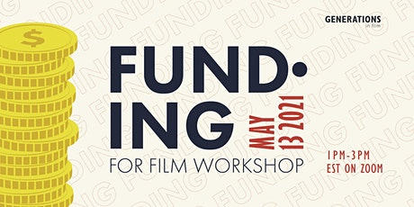 Funding for Film Workshop tickets