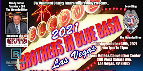 2021 Brothers in Blue Bash Las Vegas tickets