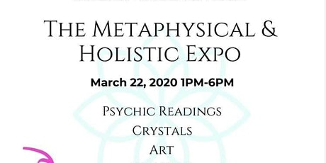 Metaphysical & Holistic Fair - Event Postponed To Another Date tickets