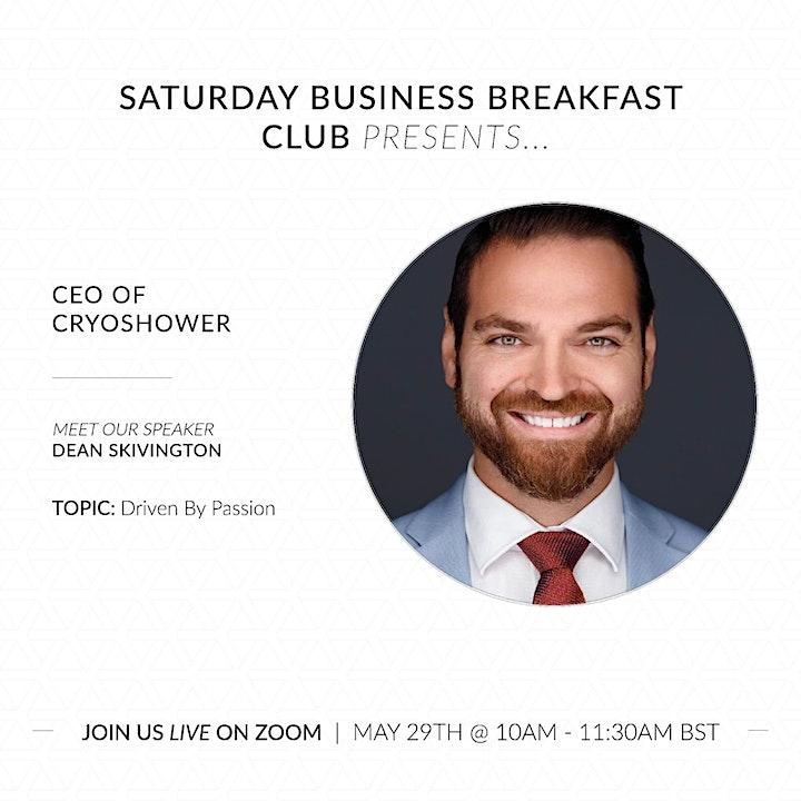 Saturday  Business Breakfast Club image