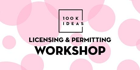 Licensing & Permitting Funding billets