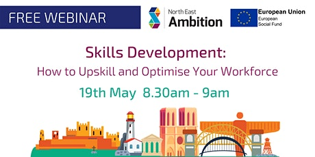 Skills Development: How to Upskill and Optimise Your Workforce tickets