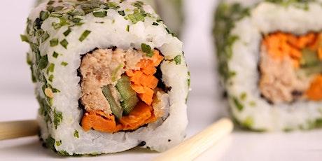 Corso base di cucina giapponese online: SUSHI biglietti