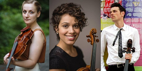 Ode to Joy - Beethoven String Trio - Virtual concert billets