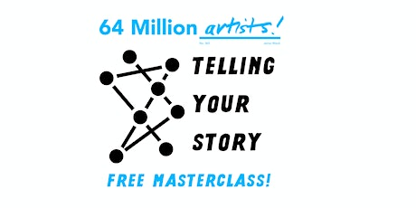 Telling Your Story Masterclass tickets