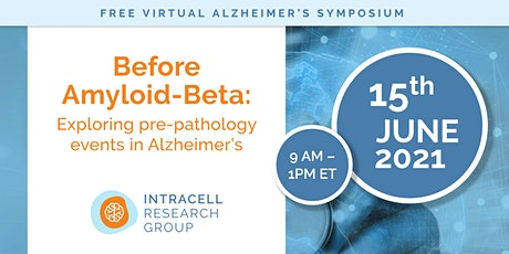 Before Amyloid-Beta: Exploring pre-pathology events in Alzheimer's tickets