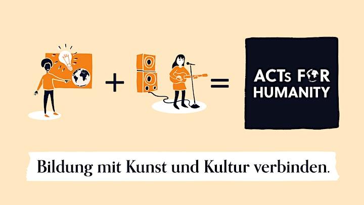"""""""Bühne frei für Menschlichkeit!"""" am UNESCO-Welttag der kulturellen Vielfalt: Bild"""