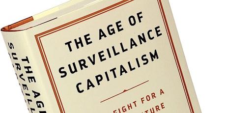 The Age of Surveillance Capitalism with Professor Shoshana Zuboff tickets