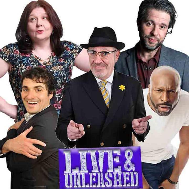 Live & Unleashed Comedy Show  - Coventry image