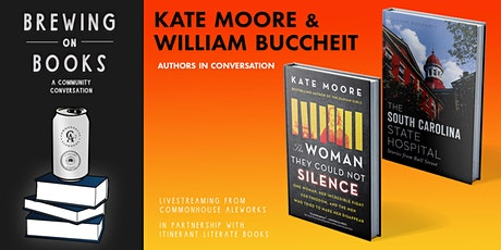 Brewing on Books: Kate Moore & William Buchheit in Conversation tickets