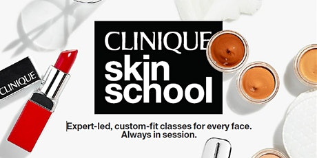 How to pick YOUR Clinique Moisturizer - Clinique Skin School tickets