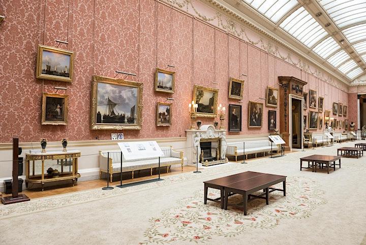 Buckingham  Palace State Rooms - Livestream Tour image
