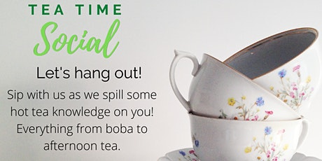 Spring into Tea Time tickets