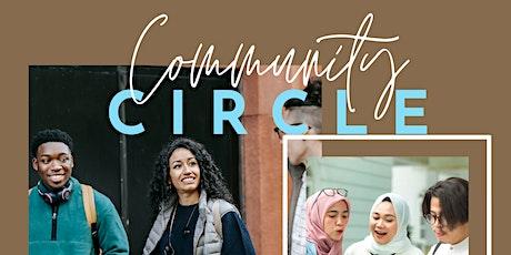 Community Circle tickets