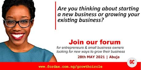 Abuja Entrepreneurs Network tickets