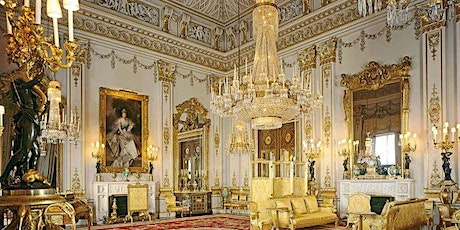 Buckingham  Palace State Rooms - Livestream Tour tickets
