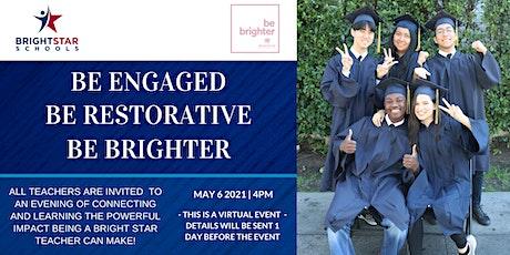 #BeBrighter Recruitment Event tickets
