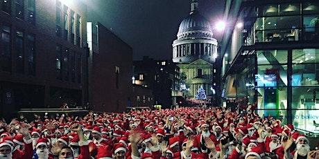 Santa in the City tickets