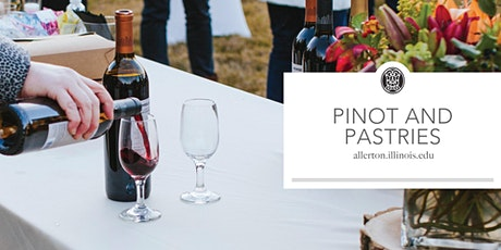Pinot and Pastries tickets
