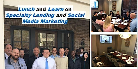 L&L on Specialty Lending and Social Media Marketing June 18th tickets