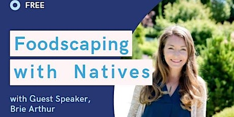 Foodscaping With Natives tickets