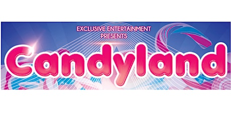 Candyland Party tickets