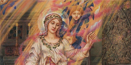 Evelyn De Morgan's Christianity and Spiritualism tickets