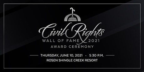 City of Orlando's 4th Annual Civil Rights Award Ceremony tickets