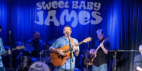 Sweet Baby James - The James Taylor Tribute tickets