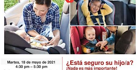 Seguridad del asiento del automóvil -Car Seat Safety entradas