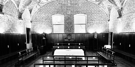 Eucaristia na capela do Hospital de Santa Marta bilhetes