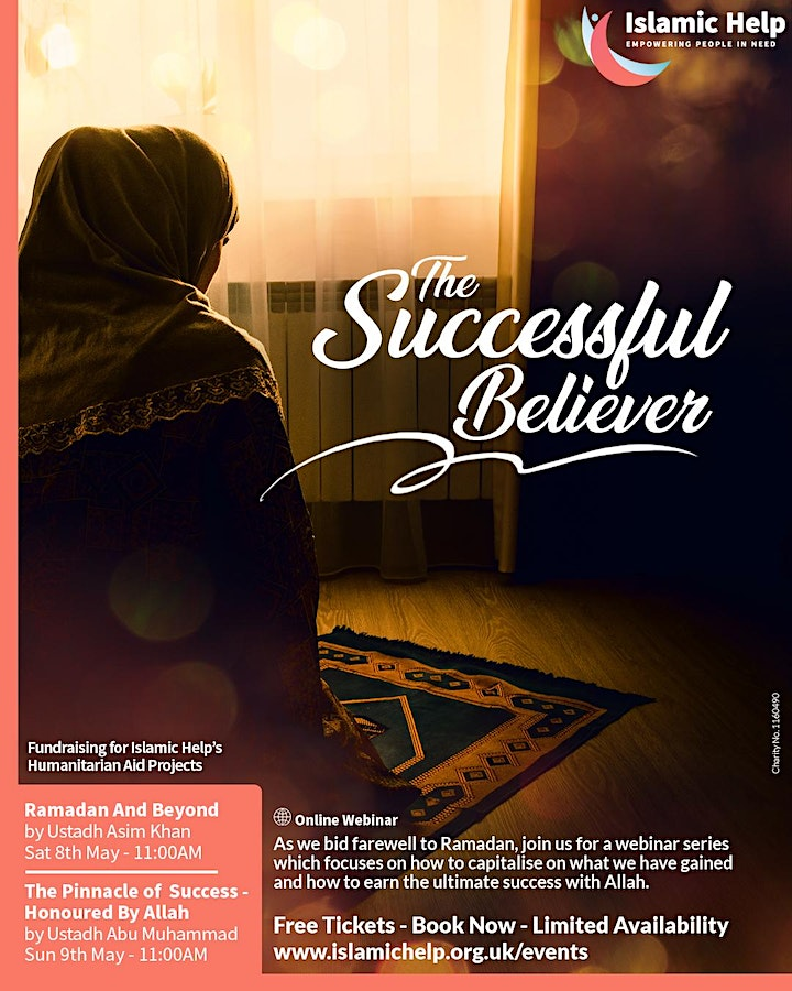 The Pinnacle of Success, Honoured by Allah - The Successful Believer Series image