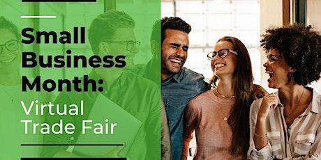Small Business Month: Virtual Vendor Fair tickets