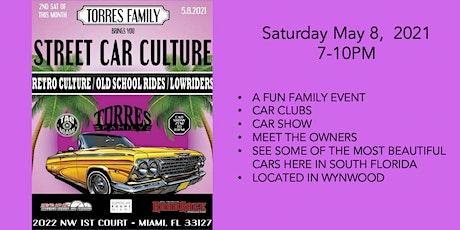 Street Car Culture @ Super Car Rooms Miami tickets
