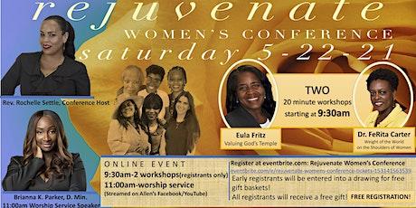 Rejuvenate Women's Conference tickets