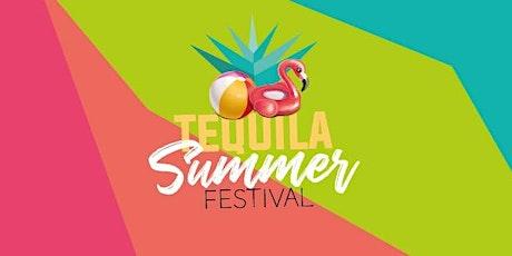 Tequila Summer Fest 2021 entradas