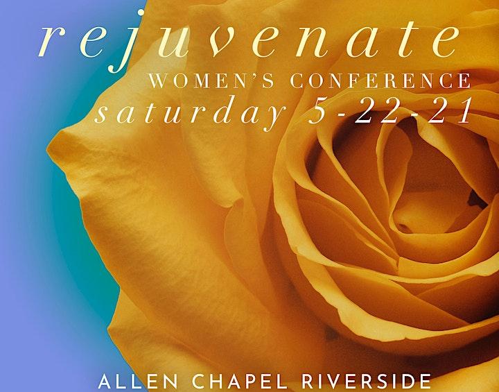 Rejuvenate Women's Conference image