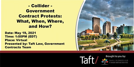 Government Contract Protests: What, When, Where, and How? tickets