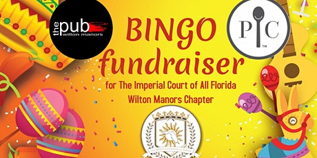 PC Bingo to Benefit the Imperial Court of Florida - Wilton Manors tickets