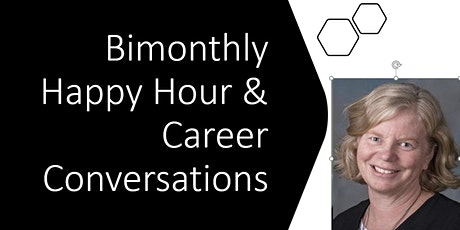 Bimonthly Happy Hour & Career Conversations: Confidence tickets