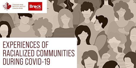 Experiences of Racialized Communities During COVID-19 tickets