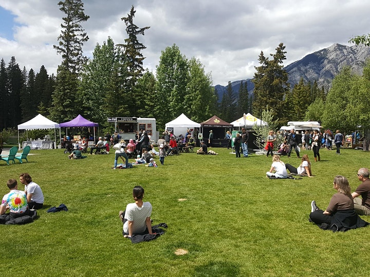 The Banff Farmers Market image