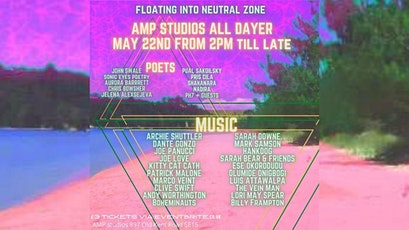 Floating into the Neutral Zone ALL Dayer tickets