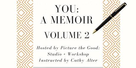 6-Week Memoir Writing Course tickets