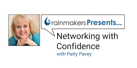Networking with Confidence tickets
