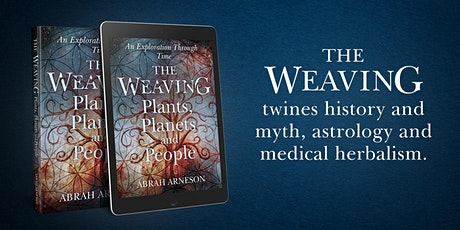 Book Launch: The Weaving: Plants, Planets and People tickets