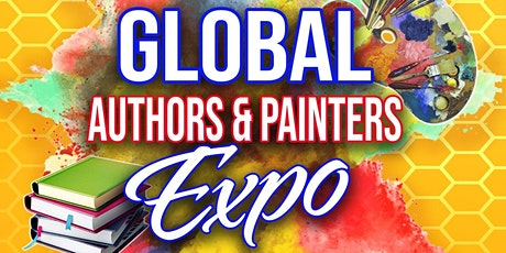 Global Authors & Painters Expo! tickets