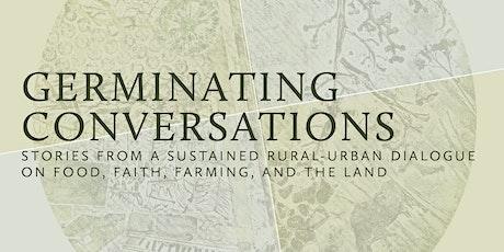 Germinating Conversations Book Launch tickets